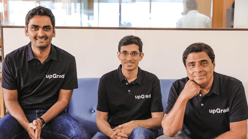 upgrad startup